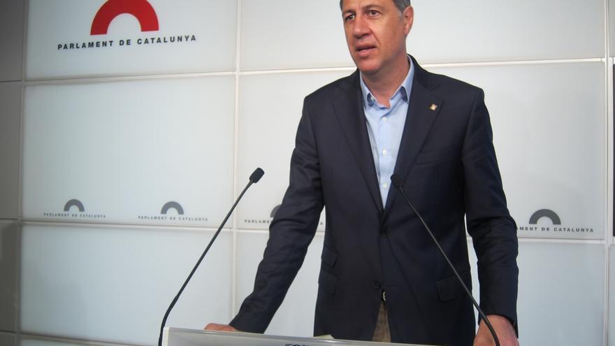 Albiol (PP) pide a Forcadell que anule la reunión de Otegi en el Parlament