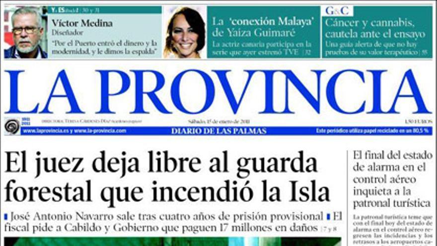 De las portadas del día (15/01/2010) #7