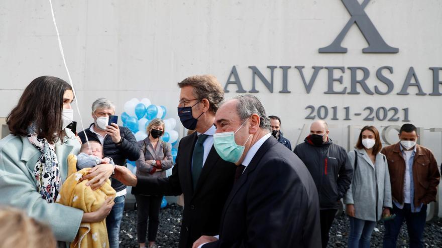 """Feijóo reprocha que el Gobierno quiera lavarse """"las manos"""" en la gestión de la pandemia"""