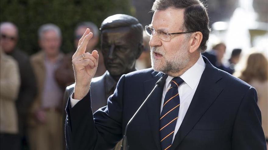Rajoy dedica la segunda jornada de campaña a preparar la entrevista en La Sexta