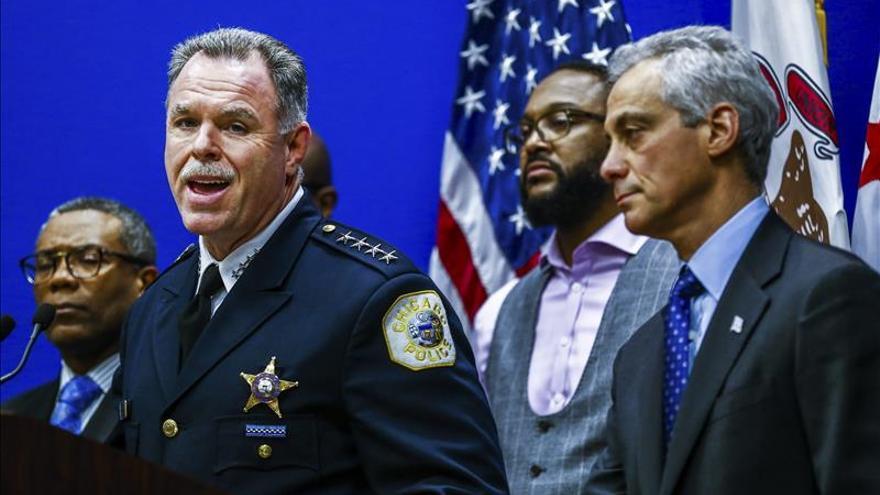 Despedido el jefe de Policía de Chicago tras la polémica muerte de un afroamericano