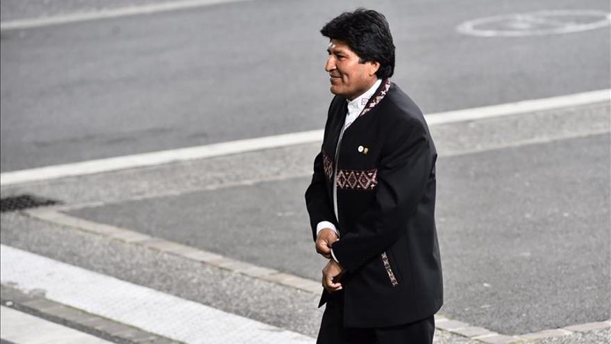 Evo Morales, preocupado por los cambios en Argentina y en Venezuela