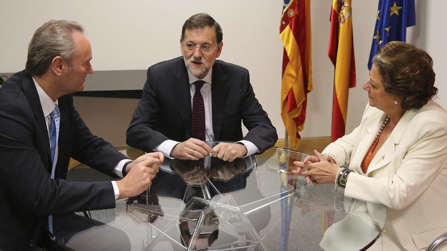 Fabra le reclama a Rajoy una mejor financiación para la Comunidad Valenciana