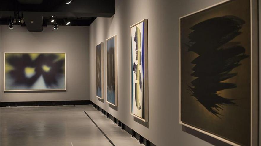 Una exposición con obras de arte abstracto de Hans Hartung desembarca en Brasil