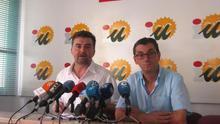 IU cree que plantear ahora la reforma constitucional responde a una estrategia del PP ante los comicios catalanes