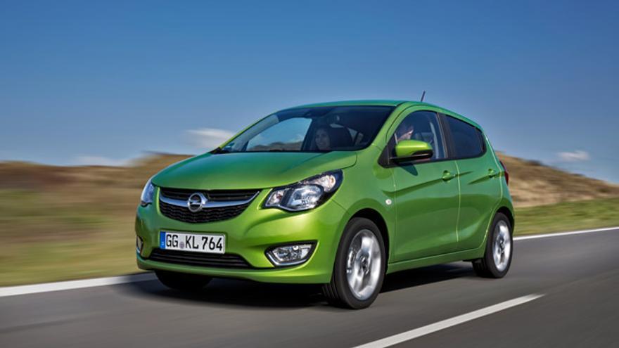 El Opel Karl, uno de los primeros damnificados de la regulación europea que favoce a los coches pesados y grandes.