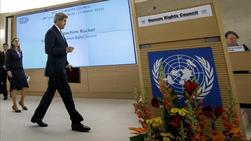 Kerry dice que aún no hay acuerdo nuclear con Irán pese a los avances