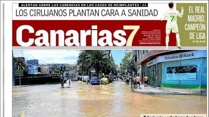 De las portadas del día (03/04/2012) #2