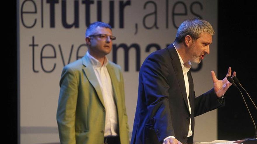"""Societat Civil lanza una campaña para alertar del """"peligro"""" de la independencia"""