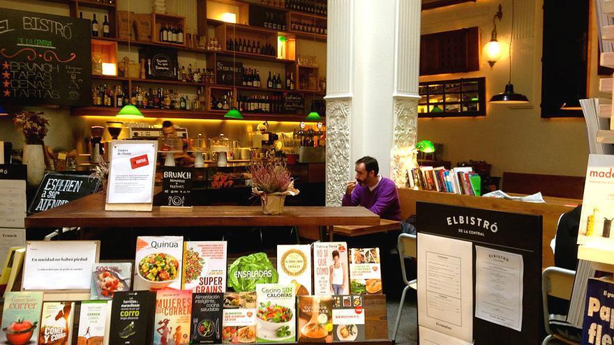 Librería La Central