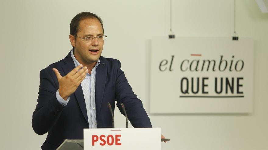 """Luena no concibe apoyar un Gobierno de Ciudadanos porque el PSOE será """"la primera fuerza en número de votos y escaños"""""""