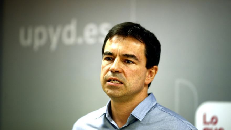"""UPyD avisa que en España se cocina un """"apaño"""" con Mas y sus acólitos y pide claridad a los partidos constitucionalistas"""