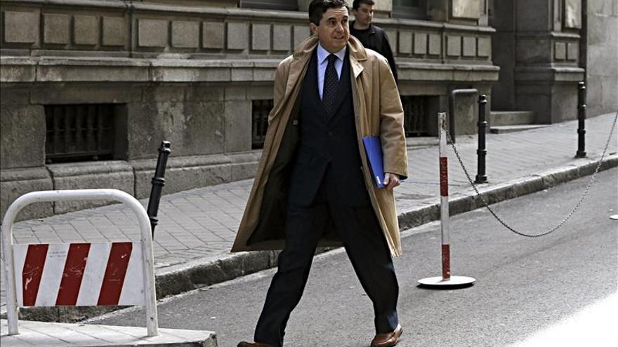 El exministro y expresidente balear, Jaume Matas