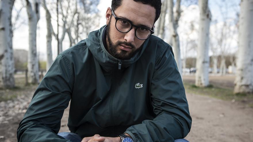 Miguel Arena Beltrán, el rapero mallorquín conocido como 'Valtónyc'.