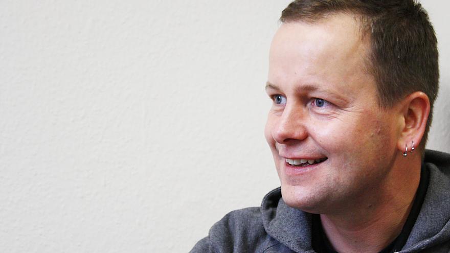 Klaus Lederer, miembro de Die Linke / C.N.