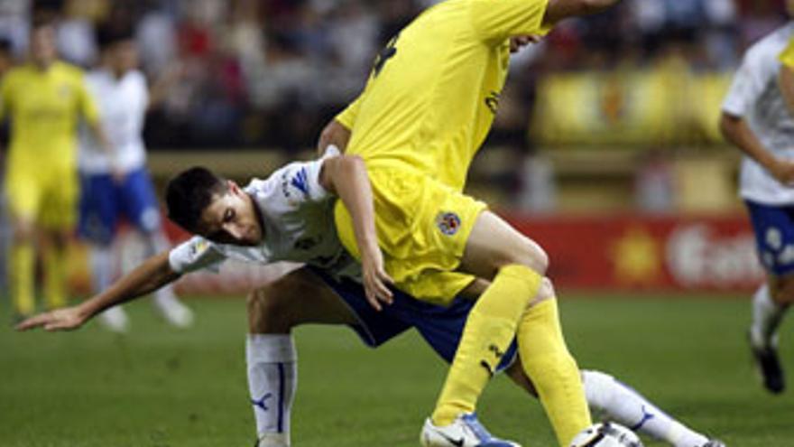 El Villarreal deja sin opciones al Tenerife en seis minutos locos