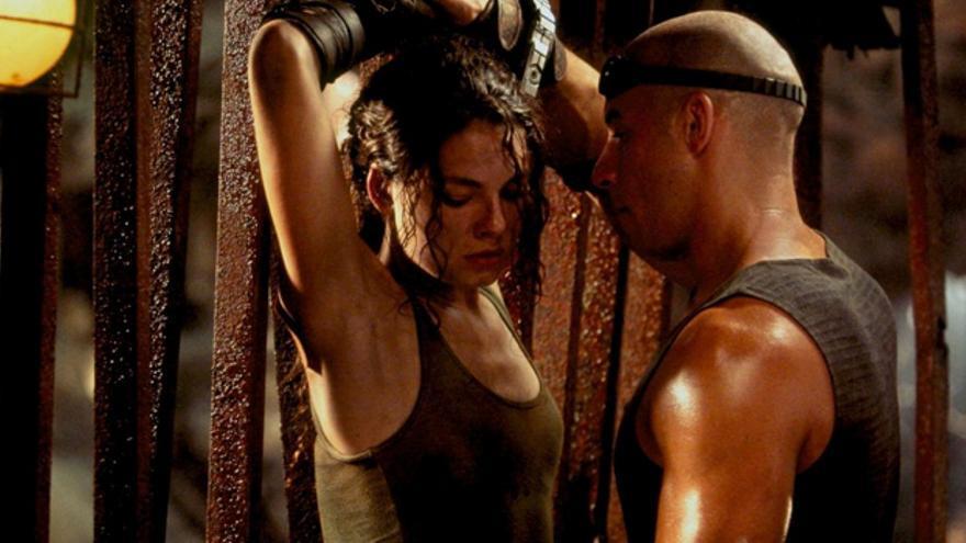 """""""Las Crónicas de Riddick"""", otra de las infalibles de audiencia en televisión"""