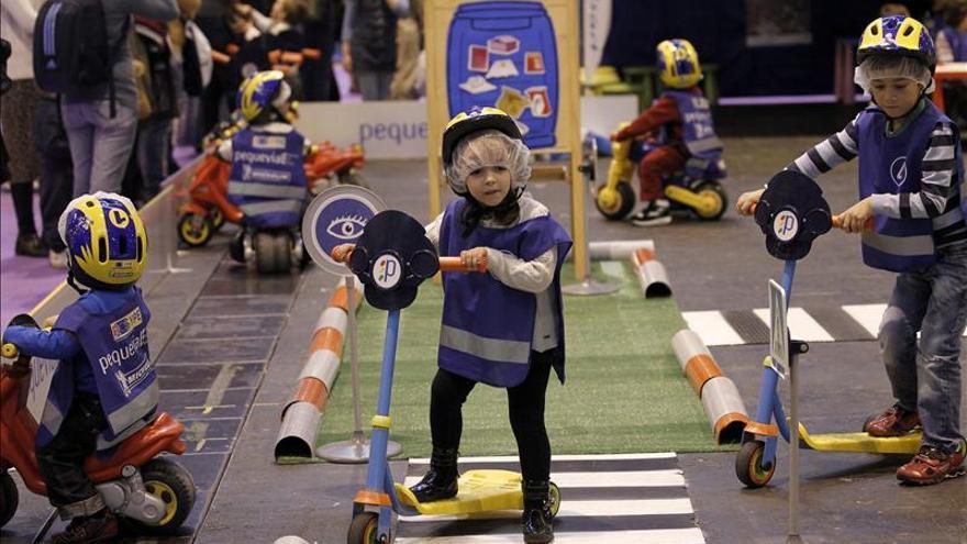 La robótica y la seguridad vial se convierten en un juego de niños en Dabadum