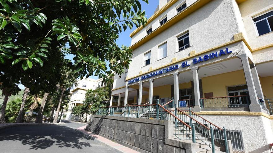 Centro de mayores del Sabinal, en Gran Canaria.