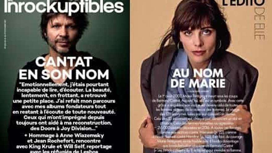 La revista Elle ha respondido con un editorial en contra de la portada de Les Rockuptibles