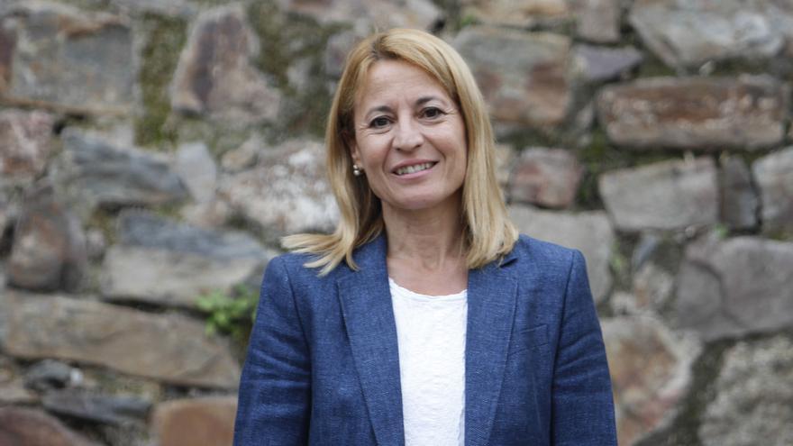 Elena Nevado, PP de Cáceres