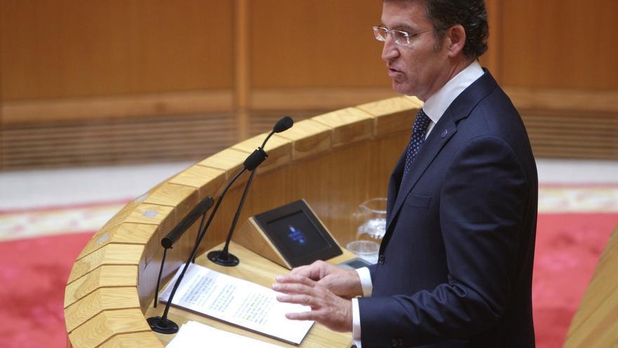 """Feijóo defiende que en España se trabaja """"con enorme rigor"""" y que """"más pronto que tarde"""" se conocerá """"qué pasó"""""""