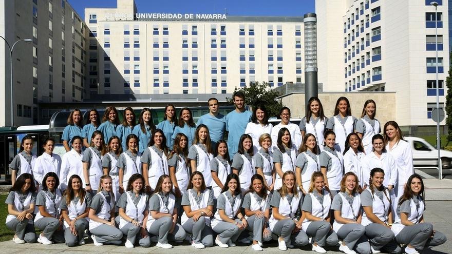 La Clínica Universidad de Navarra crea nuevos títulos de máster y de experto universitario en Enfermería