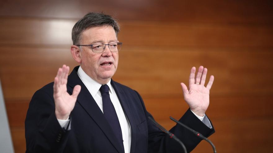"""Puig rechaza """"el rifirrafe que propone Feijóo"""" y ve """"irresponsable"""" que se intente """"azuzar el debate entre territorios"""""""