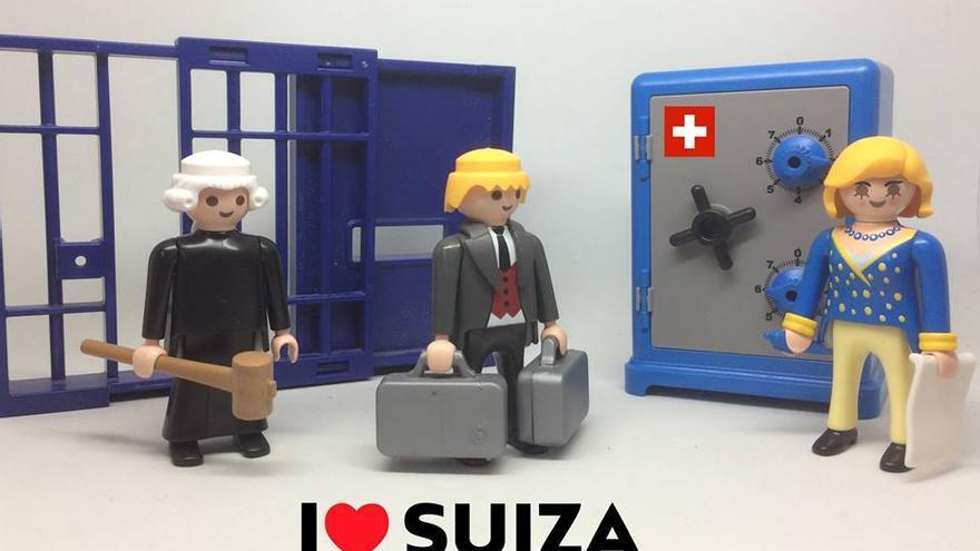 I love Suiza