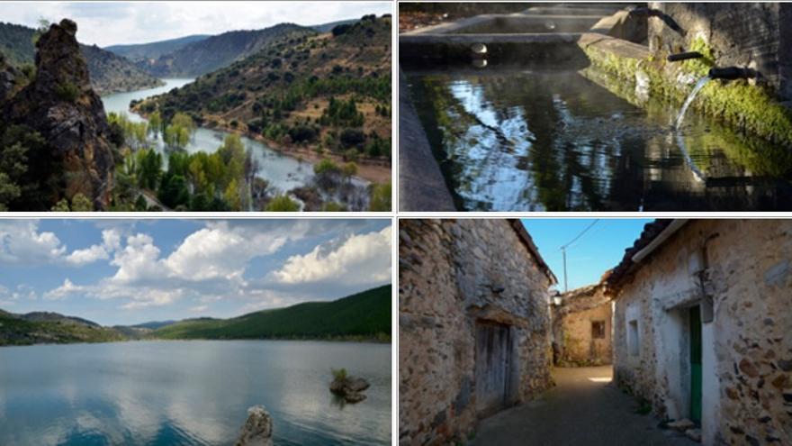 El agua es una de las riquezas de la Sierra Norte de Guadalajara