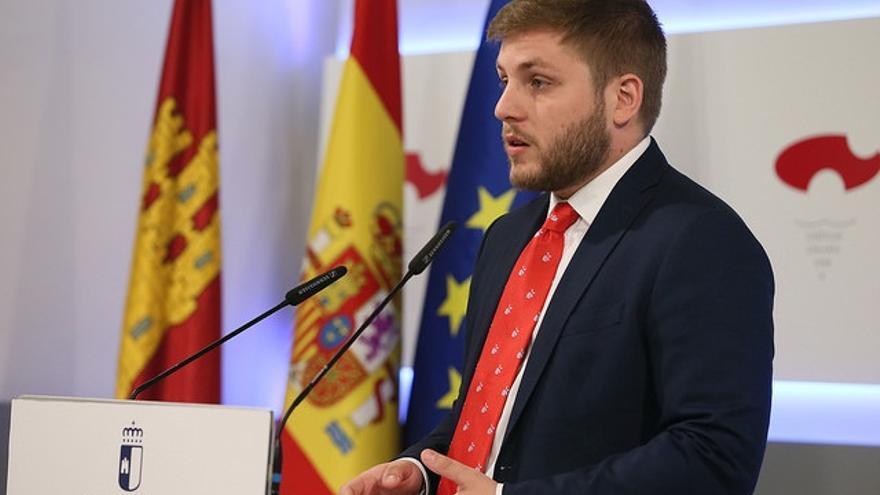 """Nacho Hernando celebra los """"buenos acuerdos"""" logrados con Podemos y espera que la rivalidad Molina-Llorente no impida llegar a más"""