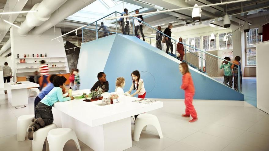 Escuela Vittra (Suecia).