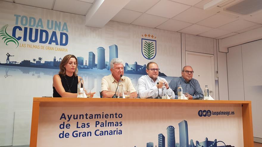 Presentación de las actividades en Las Palmas de Gran Canaria por la Semana Europea de la Movilidad.