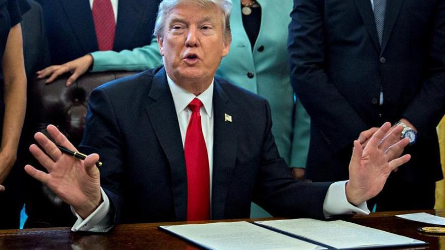 La Justicia de EEUU rechaza la apelación de Trump para mantener el veto inmigratorio