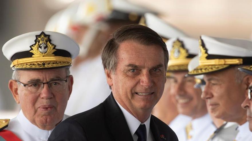 Bolsonaro sanciona los presupuestos de 2019 con dos vetos parciales