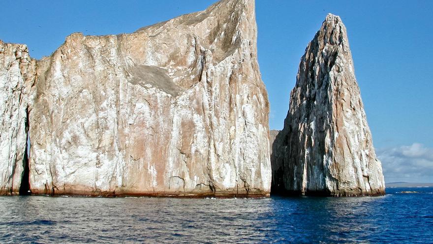 El León Dormido, una de las excursiones estrella de las Islas Galápagos.