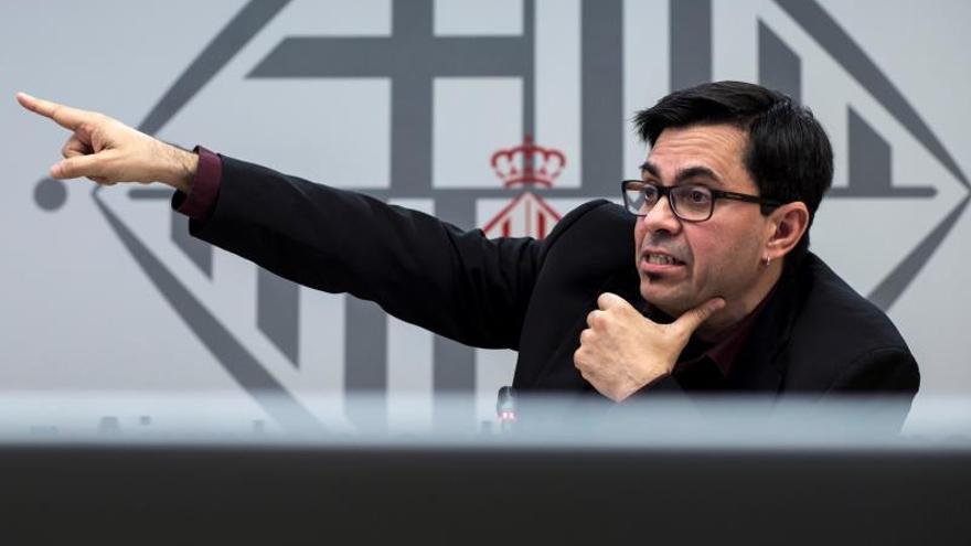 Gerardo Pisarello es ahora teniente de alcaldía del Ayuntamiento de Barcelona