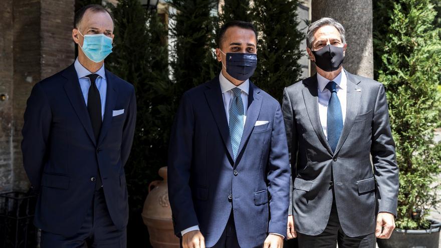 """La """"derrota duradera"""" del Estado Islámico, objetivo de la coalición antiterrorista en Roma"""