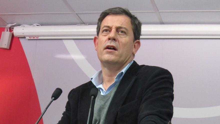 """Besteiro aconseja a Rita Barberá que """"no se refugie"""" y que haga """"un striptease patrimonial"""" como él"""