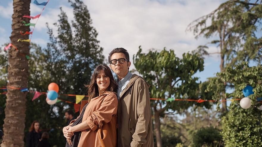 Eva Ugarte y Berto Romero, nuevamente embarazados en 'Mira lo que has hecho'