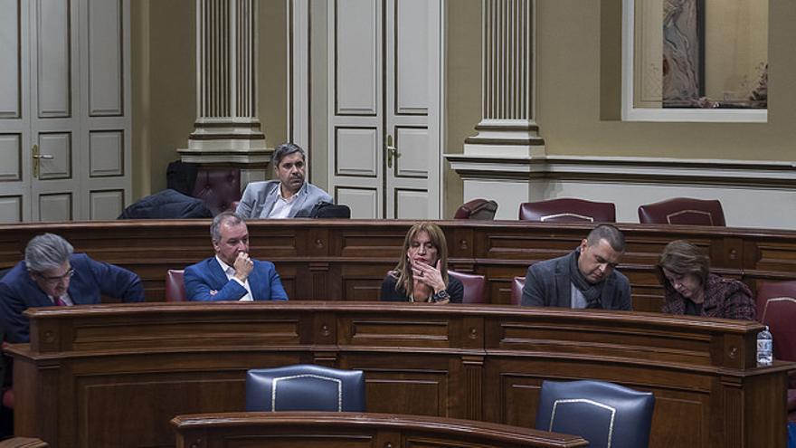 Diputados de Nueva Canarias en el Parlamento de Canarias