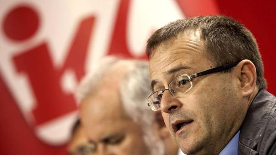 Ramón Trujillo, de IUC