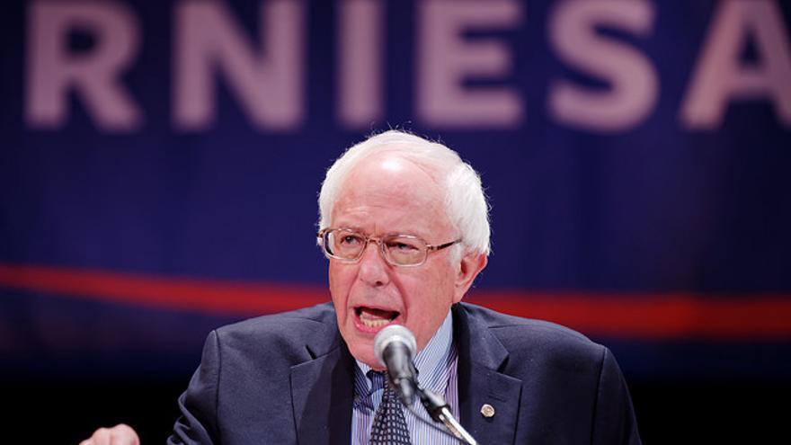 Sanders consiguió recaudar seis millones de dólares en las primeras 24 horas desde que anunció su candidatura.