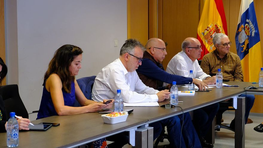 Reunión del Comité Ejecutivo de Canarias.
