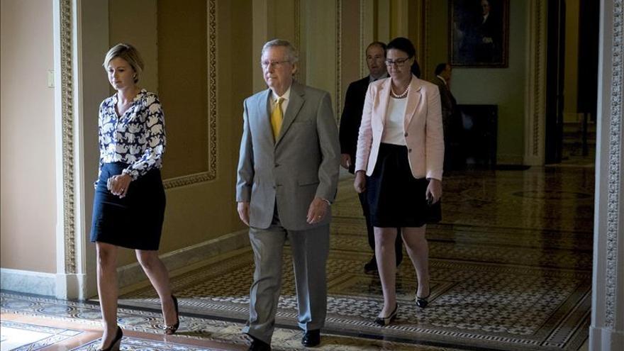 Senado de EE.UU. comienza la sesión especial para abordar ley de vigilancia