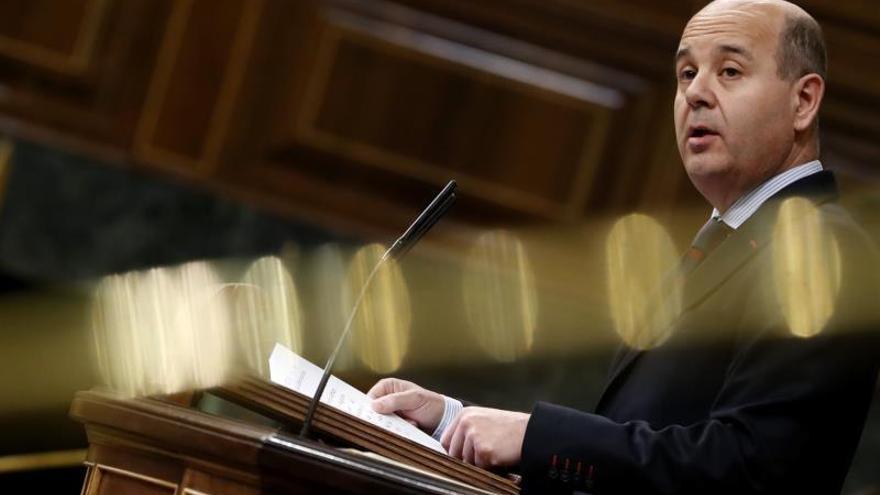 Ramón Moreno, el portavoz del PP para RTVE