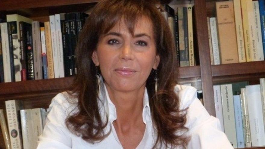 Pilar Garrido, fue la primera presidenta de la Sociedad Española de Oncología Médica