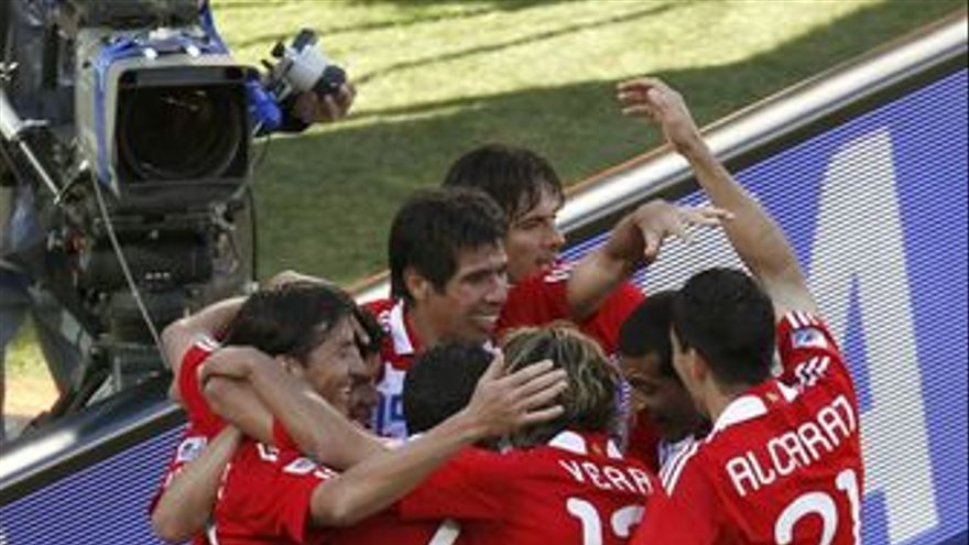 Victoria de Paraguay. (EUROPA PRESS)
