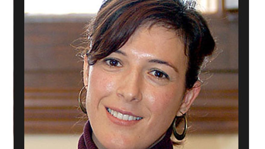 Esther Gutiérrez Morán, consejera de Educación y Empleo de Extremadura