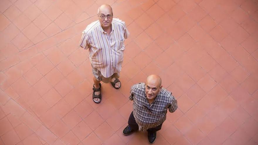 Romeral y Olmo, los pioneros que decidieron pleitar contra la EMVS / OLMO CALVO